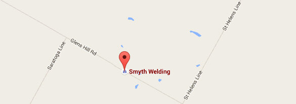 Smyth Welding Location